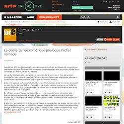 La convergence numérique provoque l'achat nomade