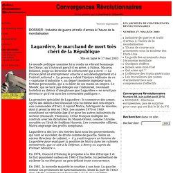 """Épitaphe Lagardère """"soldat de la République"""""""