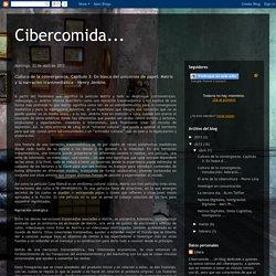 Cibercomida...: Cultura de la convergencia. Capítulo 3: En busca del unicornio de papel. Matrix y la narración transmediática – Henry Jenkins