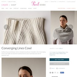 Free Knitting Pattern by Purl Soho
