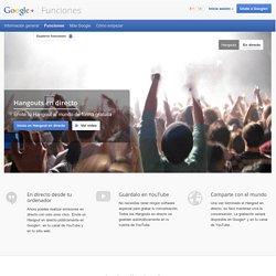Emite tu conversación al mundo de forma gratuita con Google+