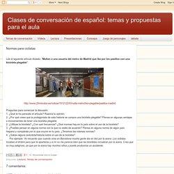 temas y propuestas para el aula: Normas para ciclistas