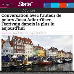 Conversation avec l'auteur de polars Jussi Adler-Olsen, l'écrivain danois le plus lu aujourd'hui