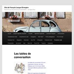 Site de Français Langue EtrangèreSite de Français Langue Etrangère