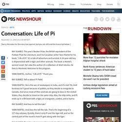 Conversation: Life of Pi