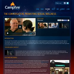 The Conversation, Promoting Sexual Wellness
