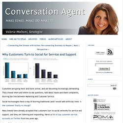 Conversation Agent