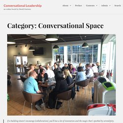 Conversational Space - Chapter - Conversational Leadership
