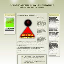 Home - Nuwaupic Online