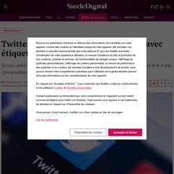 Twitter : de nouvelles conversations avec étiquettes pourraient débarquer