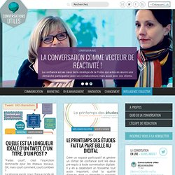 Storify, vers une nouvelle forme de journalisme