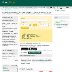 Convertiseur de monnaie