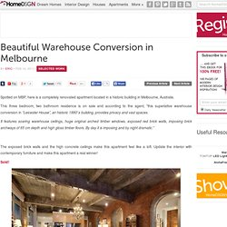 Warehouse Conversion