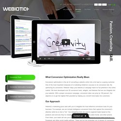 Miami Conversion Optimization Services