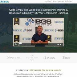 Ecommerce Platform Strategy