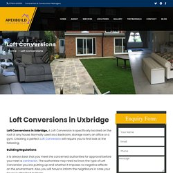 Affordable Cost Loft Conversion Specialists