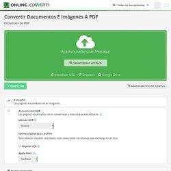 Conversor online a PDF mejor
