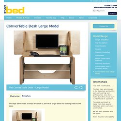 ConverTable-Desk Large Model