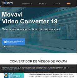 Convertir vídeos es fácil con Movavi