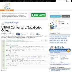 Utf8 To Ascii Converter