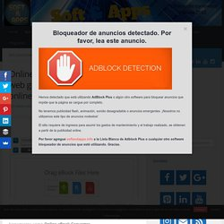 Online eBook Converter: utilidad web gratuita para convertir ebooks online