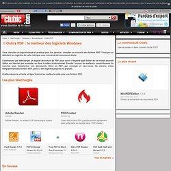 Outils PDF : Télécharger des Logiciels Windows sur Clubic