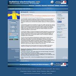 03/16> BE Suède28> Découverte d'un nouveau convertisseur catalytique pour le diesel