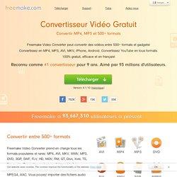 Convertisseur Vidéo Gratuit - Video Converter