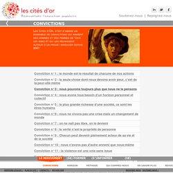 Les Cités d'Or - Réinventons l'Education Populaire