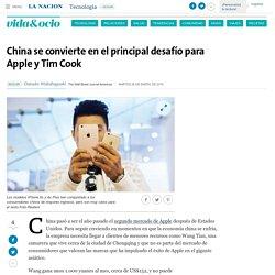 China se convierte en el principal desafío para Apple y Tim Cook - 26.01.2016 - LA NACION
