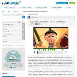 EDpuzzle: Convierte tus videos favoritos en videolecciones