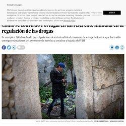 Cómo se convirtió Portugal en un referente mundial en la regulación de las drogas