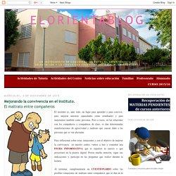 elorientablog: Mejorando la convivencia en el instituto. El maltrato entre co...