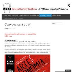 Paternal Arte y Política (PAPO)