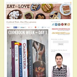 Cookbook Week - Day 1