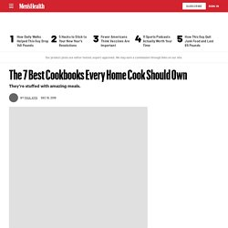 The 7 Best Cookbooks Ever - Essential Cooking Books