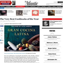 The Very Best Cookbooks of the Year - Corby Kummer
