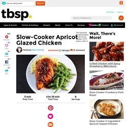 Slow-Cooker Apricot Glazed Chicken recipe