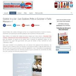 Cookie Jars : Des Cookies Prêts à Cuisiner et Prêts à Offrir