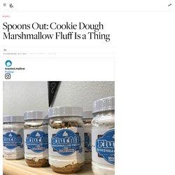 Cookie Dough Marshmallow Fluff - PureWow