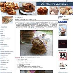 Le Vrai Cookie de Michel & Augustin ! - La Boîte à Gâteaux