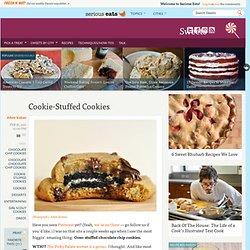 Cookie-Stuffed Cookies