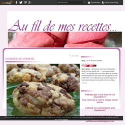 COOKIES AU COOK'IN