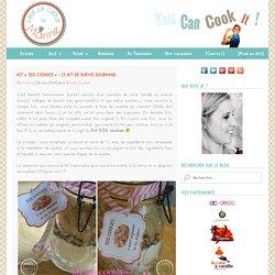 """Kit """"SOS cookies"""" : le kit de survie gourmand - Dans la cuisine de Marine"""