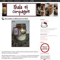 Kit cookies à offrir pour les fêtes - Le blog de khala