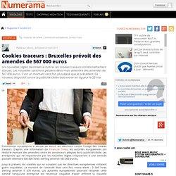 Cookies traceurs : Bruxelles prévoit des amendes de 567 000 euros-Mozilla Firefox