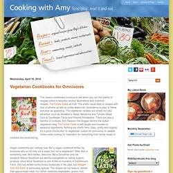 Cooking with Amy: A Food Blog