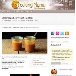 Cooking Mumu Caramel au beurre salé (salidou)