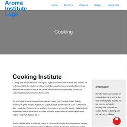 Cooking Institute in Punjab