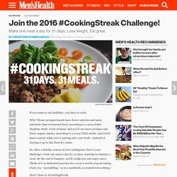 Cooking Streak